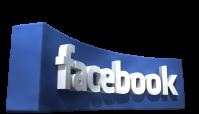 3d facebook logo psd60945