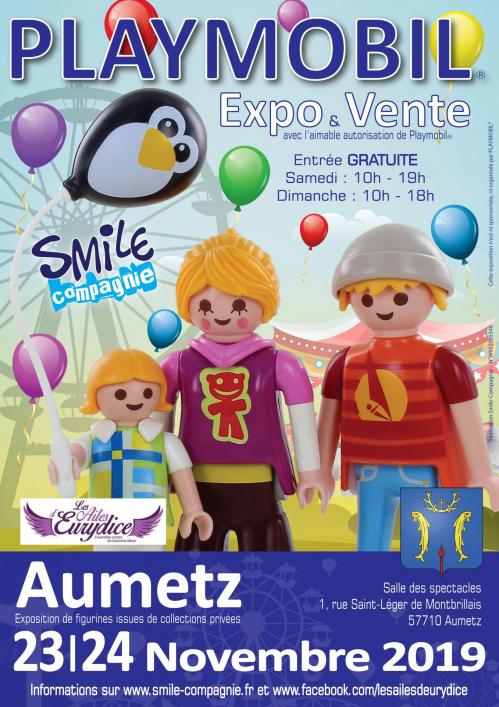 Expo playmo affiche