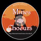 Logo mines en choeur 1