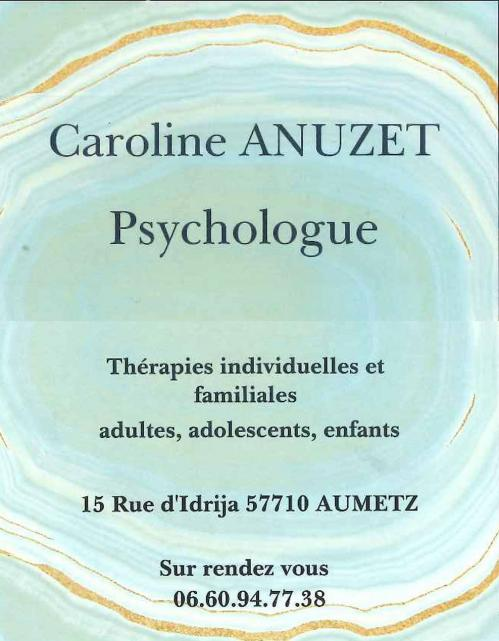 Psychologue anuzet